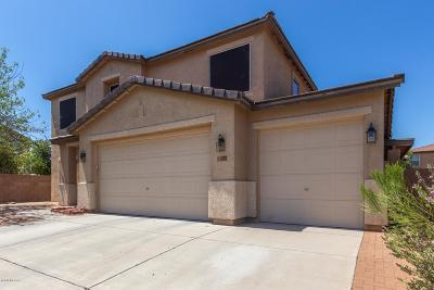 Tucson Single Family Home For Sale: 3703 E Capriole Place