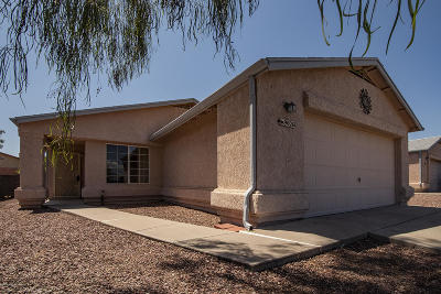Tucson Single Family Home For Sale: 9026 E Weyburn Drive