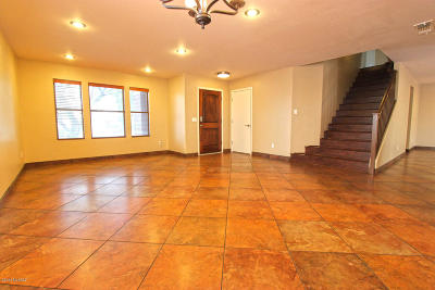 Tucson Single Family Home For Sale: 3940 W Rock Basin Lane