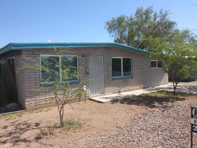 Pima County Single Family Home For Sale: 4971 E Pima Street N