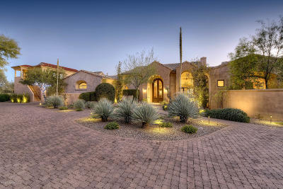 Tucson Single Family Home For Sale: 4930 E Winged Foot Drive