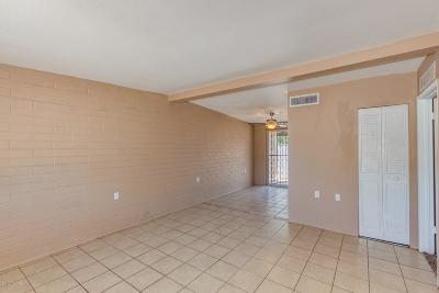 Tucson Townhouse For Sale: 5025 S Mountain Avenue