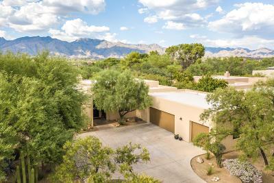 Tucson AZ Single Family Home For Sale: $749,950