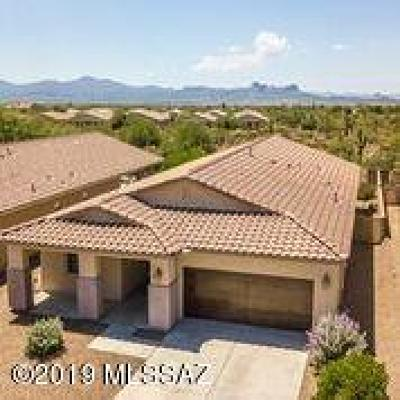 Marana Single Family Home For Sale: 4449 W Crystal Ranch Place
