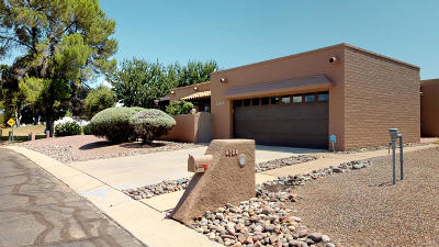 Tucson Townhouse For Sale: 6720 E Dorado Boulevard
