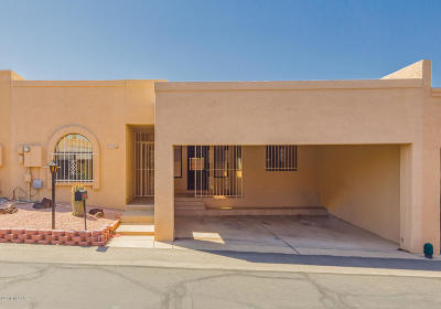 Oro Valley Townhouse For Sale: 206 E Calle Turquesa