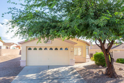 Tucson Single Family Home For Sale: 7648 S Athel Tree Drive