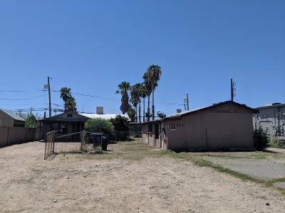 Tucson Single Family Home Active Contingent: 525 W Nebraska Street