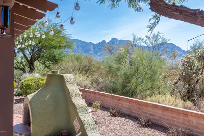 Oro Valley Single Family Home For Sale: 13475 N Tom Ryans Way