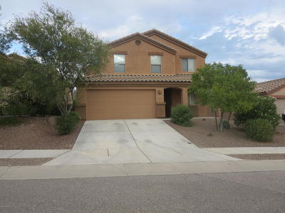 Tucson Single Family Home For Sale: 7972 N Jewelflower Drive