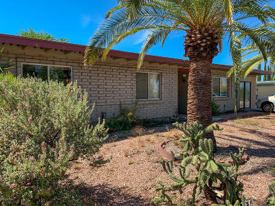 Tucson Single Family Home For Sale: 9542 E 28th Street