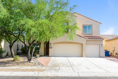 Sahuarita Single Family Home For Sale: 502 E Via Puente Lindo