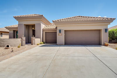 Green Valley Single Family Home For Sale: 2610 E Genevieve Way