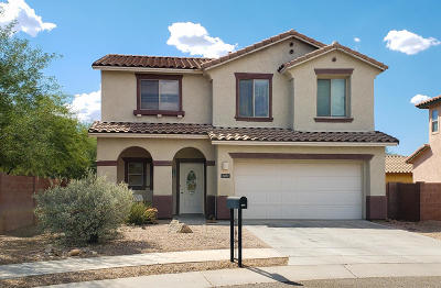 Paseo Del Rio Single Family Home For Sale: 5021 N Homecoming Court