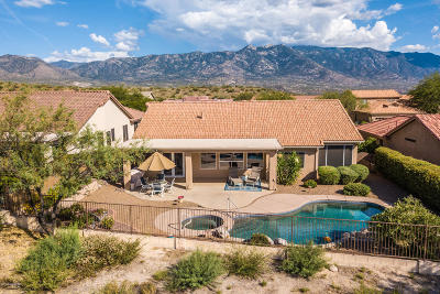 Saddlebrooke Single Family Home For Sale: 38306 S Lake Crest Drive