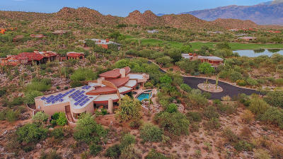 Oro Valley Single Family Home For Sale: 14435 N Travertine Place