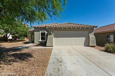 Sahuarita Single Family Home For Sale: 128 W Calle Guija