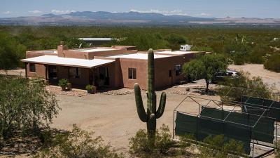 Sahuarita Single Family Home Active Contingent: 6420 E Camino Emmanuel