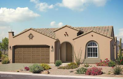 Marana Single Family Home For Sale: 6982 W Deer Creek Trail