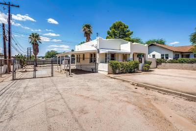 Tucson Single Family Home For Sale: 1425 N Euclid Avenue