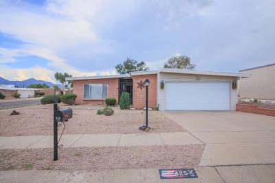 Green Valley Single Family Home For Sale: 425 W San Ignacio
