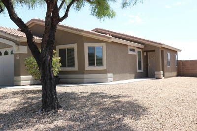 Tucson Single Family Home For Sale: 5875 W Evening Petal Lane