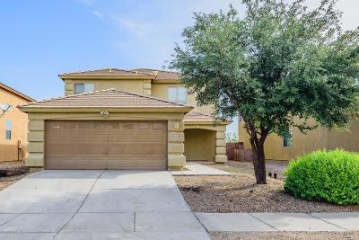 Tucson Single Family Home For Sale: 2763 S Pantano Edge Drive