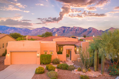 Oro Valley Single Family Home For Sale: 12702 N Piping Rock Road