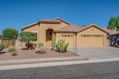 Tucson Single Family Home For Sale: 15085 N Rugged Lark Drive
