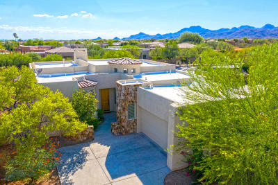 Oro Valley Single Family Home For Sale: 1033 W Par Four Drive