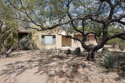 Tucson Single Family Home Active Contingent: 721 S Avenida Del Monte