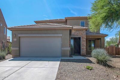 Marana Single Family Home For Sale: 12596 N Brabant Drive