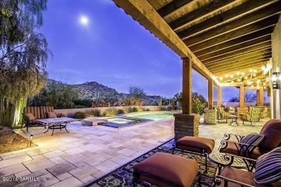 Marana Single Family Home For Sale: 4841 W Lone Dove Drive