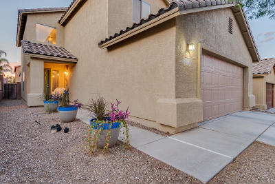 Green Valley  Single Family Home For Sale: 688 W Amber Sun Drive