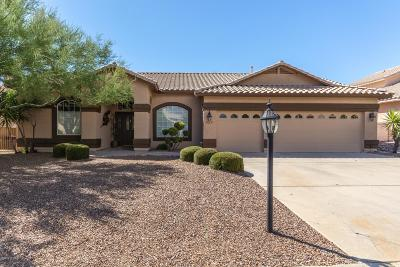 Oro Valley Single Family Home For Sale: 10781 N Glen Abbey Drive