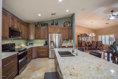 Saddlebrooke, Saddlebrooke Ranch Single Family Home For Sale: 63648 E Desert Highland Drive