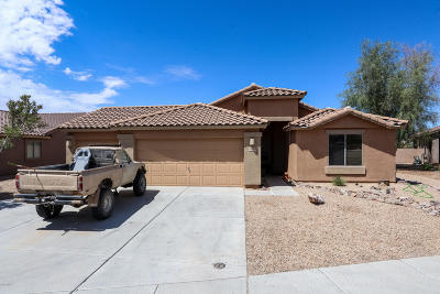 Marana Single Family Home For Sale: 14203 N Via Trincheras