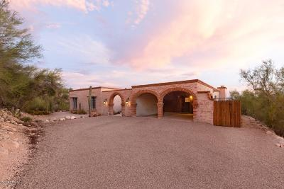 Single Family Home Active Contingent: 4900 N Via Entrada