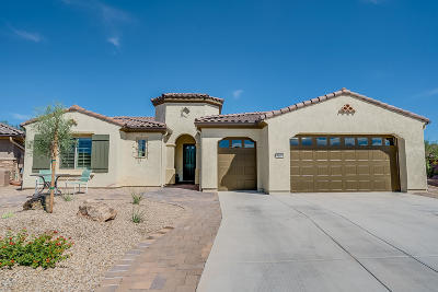Green Valley Single Family Home For Sale: 565 N Ruby Moon Ln