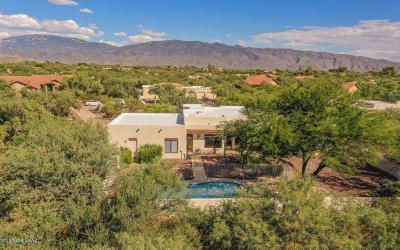 Tucson Single Family Home For Sale: 3371 N Calle De Catalina
