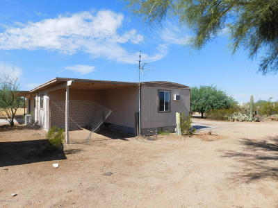 Corona De Tucson, Green Valley, Marana, Mt. Lemmon, Oro Valley, South Tucson, Tucson, Vail Manufactured Home For Sale: 11165 W Anthony Drive