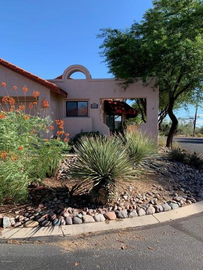 Oro Valley Single Family Home Active Contingent: 280 E Highcourte Lane