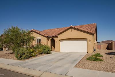 Marana Single Family Home Active Contingent: 11166 W Red Quartz Trail