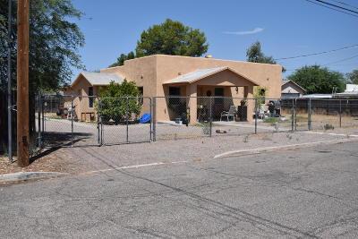 Tucson Single Family Home For Sale: 2545 N Desert Avenue
