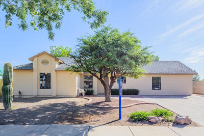 Single Family Home Active Contingent: 7111 S Camino Libertad