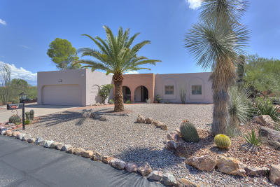 Green Valley Single Family Home For Sale: 525 W Vista Hermosa Drive