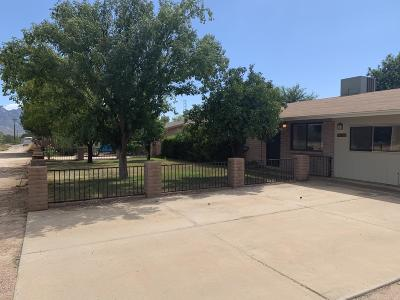 Tucson Single Family Home For Sale: 15375 N Bowman Road