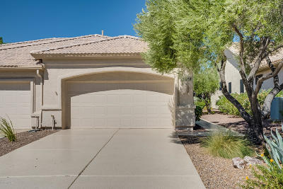 Saddlebrooke Single Family Home For Sale: 38930 S Tranquil Drive
