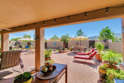Saddlebrooke Single Family Home For Sale: 37095 S Canyon Side Drive