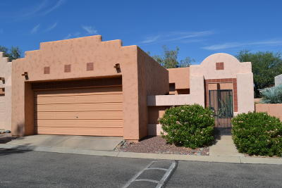 Tucson Townhouse For Sale: 3337 N Sagewood Drive
